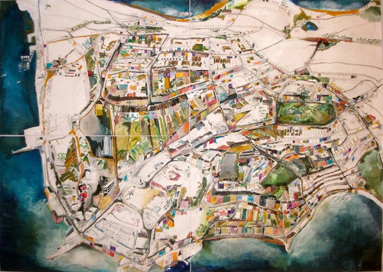 Memory Map of Falmouth