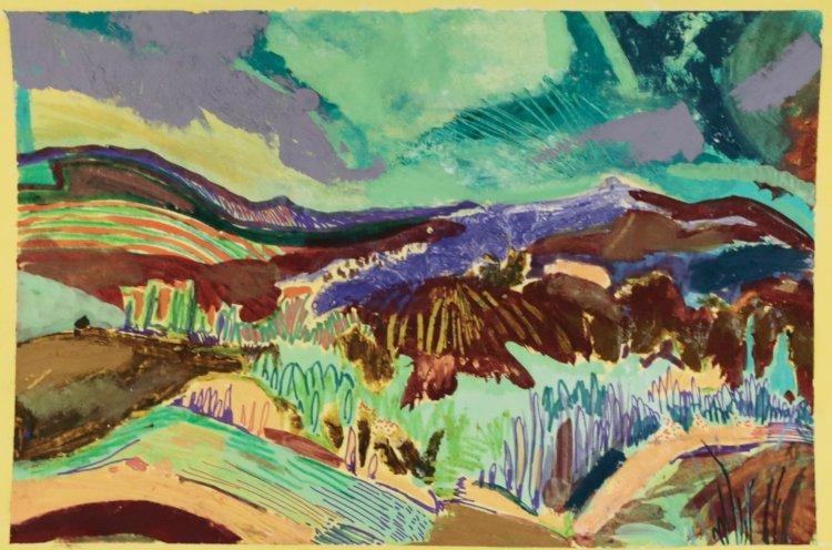 'Hillside'