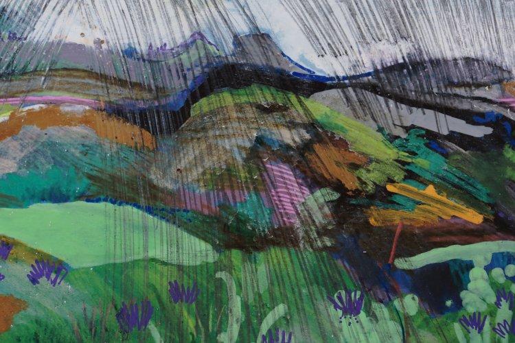 'Terrentuous Rain'