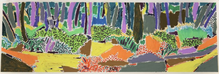 'Arcachon Forest No3' SOLD