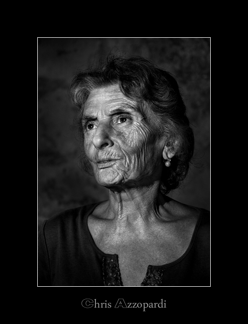 Beauty at Old age
