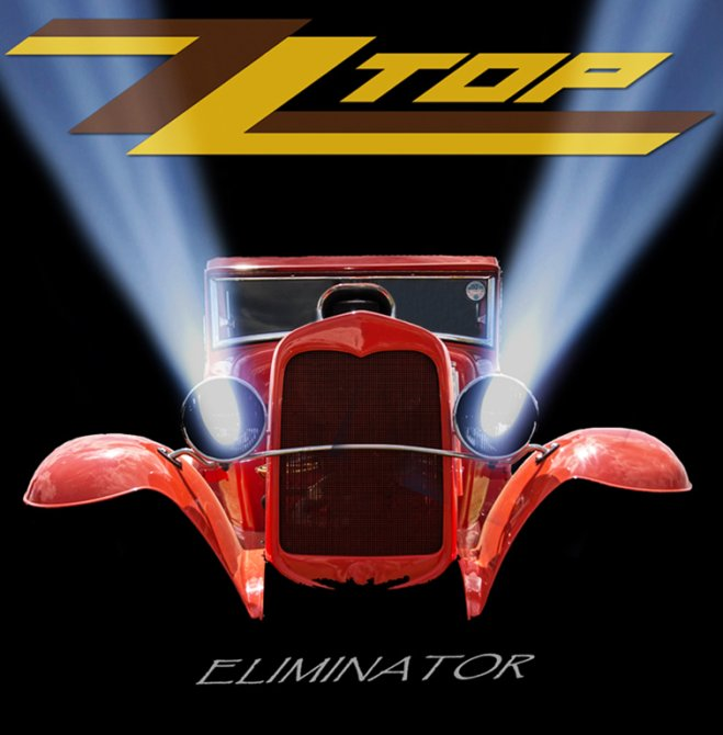 ZZ Top Album Cover