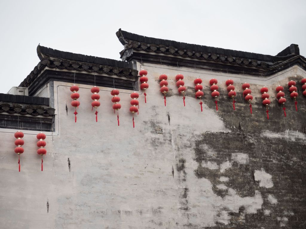 China 026: town one