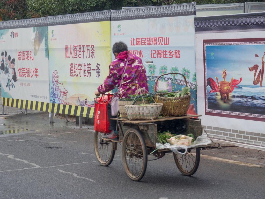 China 028: town three