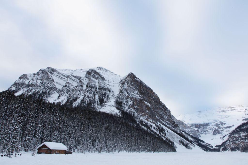 Canadian Rockies 015: lake louise one