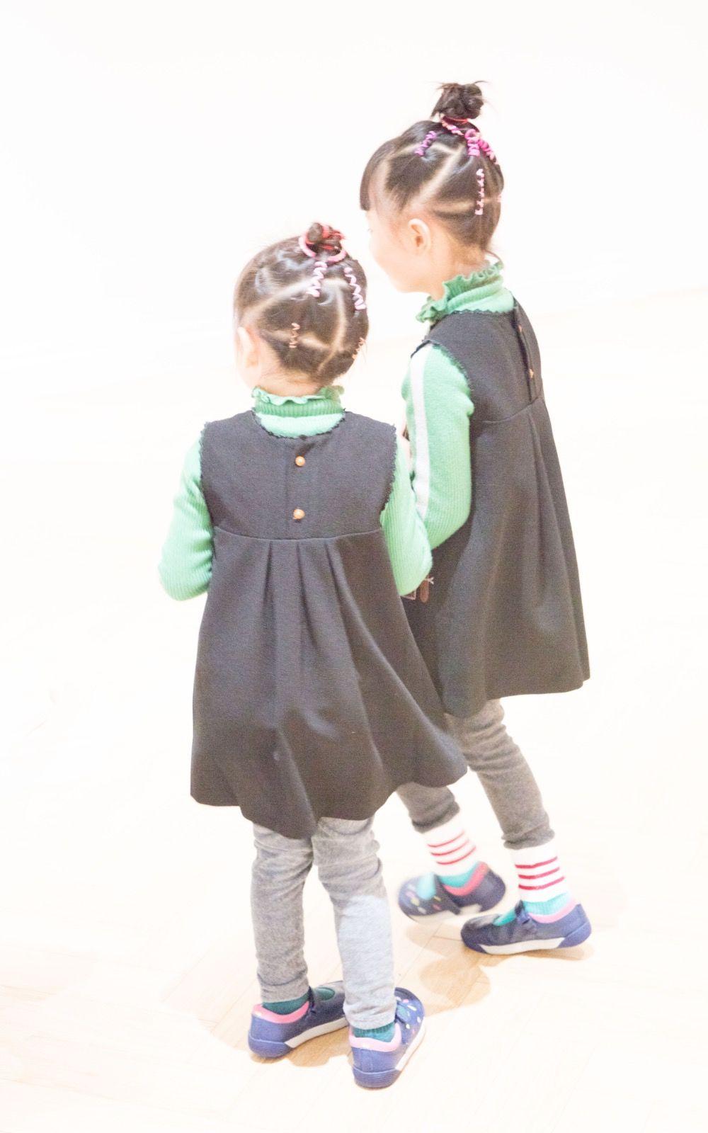 China 004: shanghai school girls
