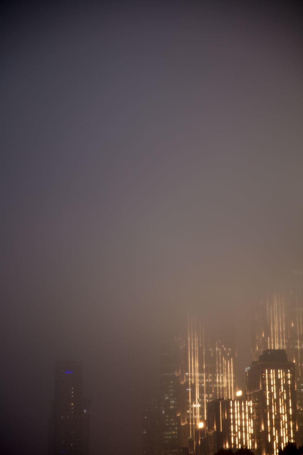 China 005: shanghai night skyline