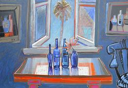 SOLD Open Window II, 152x112cm,