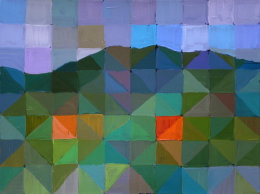 Umbria Patchwork, Private Collection, The Hague
