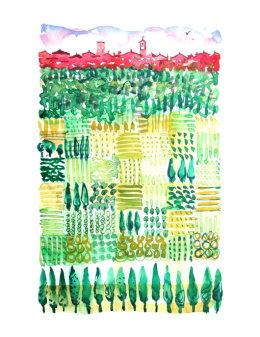 Christine Webb Citerna Watercolour final II