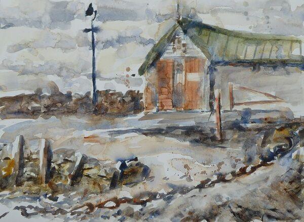 Aberdour Quayside