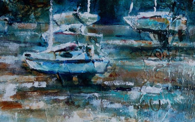 Boats, Aberdour