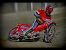 Com Ben Taylor Buxton Speedway by Colin Spibey