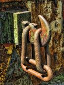 Rusting in the Sun by John Wilkinson