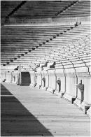 The Olympic Stadium, Athens by Geoff Hicks LRPS