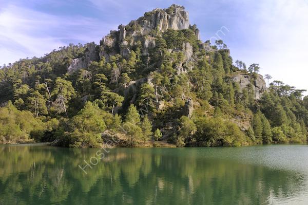 Laguna de Aguas Negras, Cazorla Natural Park, Jaen Spain