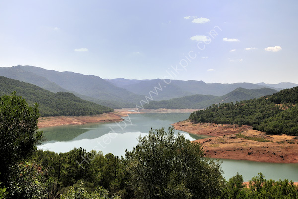 Tranco Reservoir, Jaen