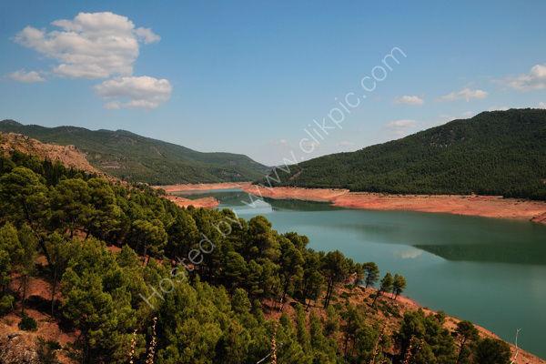 Tranco Reservoir