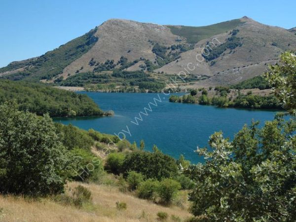 Ruesga reservoir