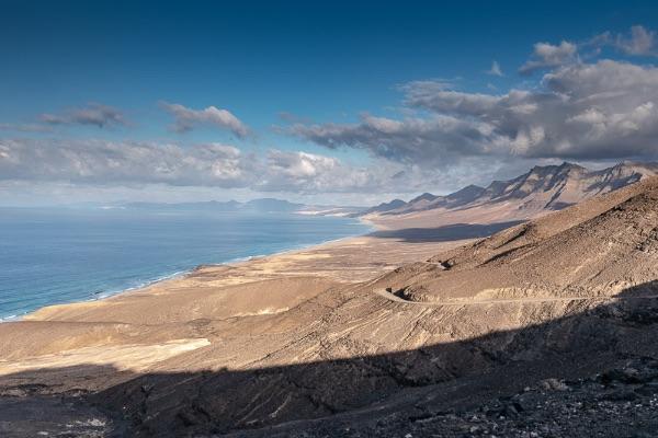 Fuerteventura Western coastline