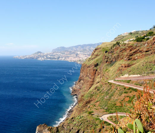 Funchal from the East