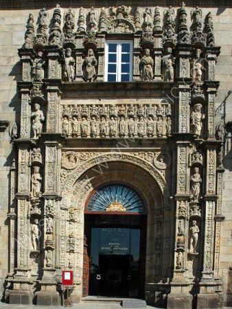 Santiago de Compostella Parador