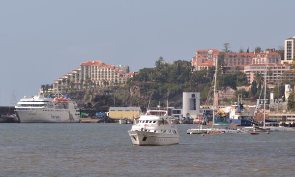 Port of Madeira