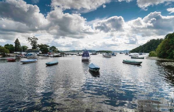 Shores of Loch Lomond