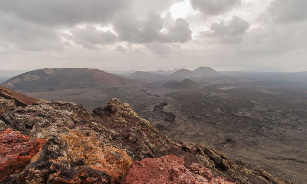 Volcanoes of Timanfaya