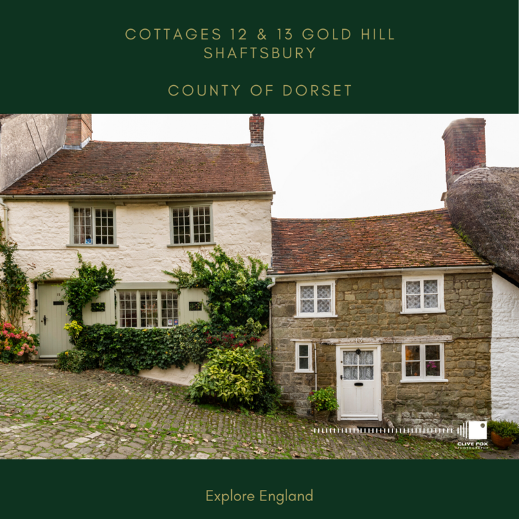 13 gold hill Shaftsbury Dorset