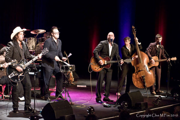 James Blundell, Nick Barker, Dave Larkin & the Sun Studio Trio