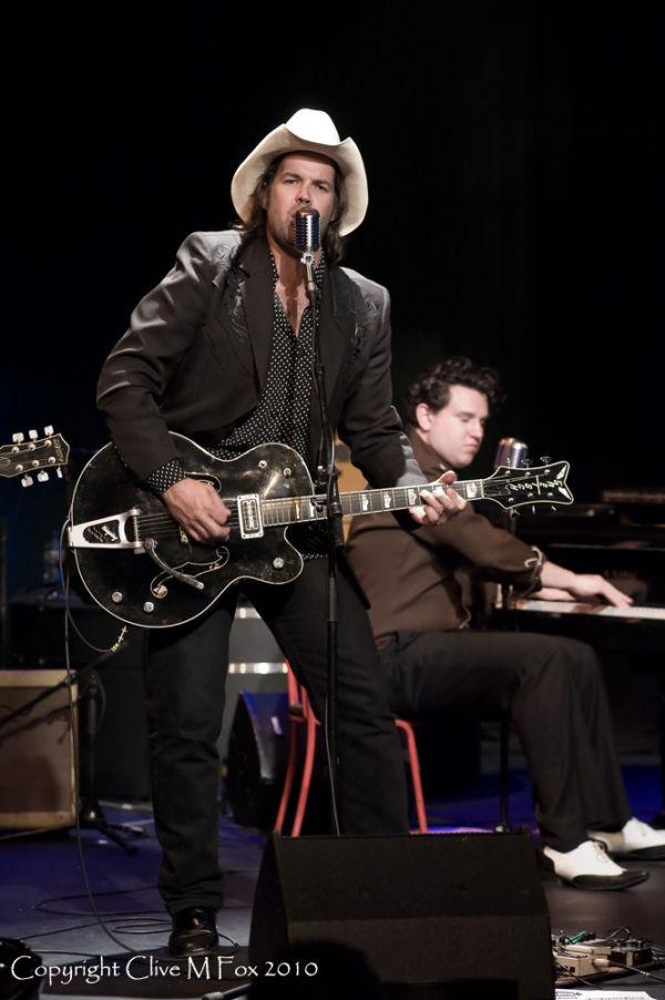 Dave Larkin & Ezra Lee