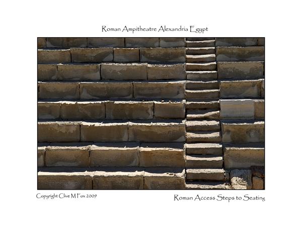 Roman Ampitheatre Alexandria