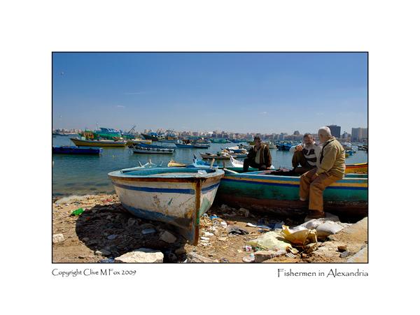 Fishermen of Alexandria