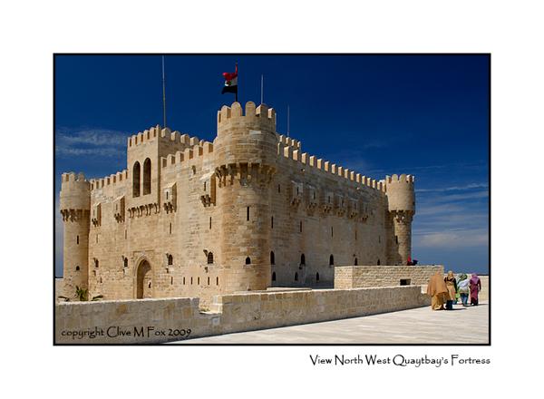Sultan Qaytbay Fortress Alexandria