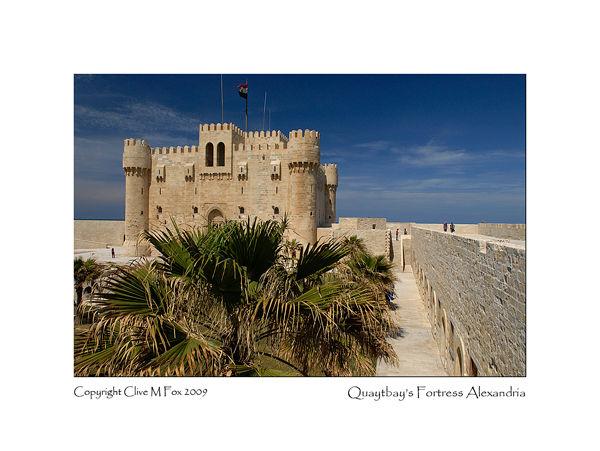 Sultan Quaytbay Fortress