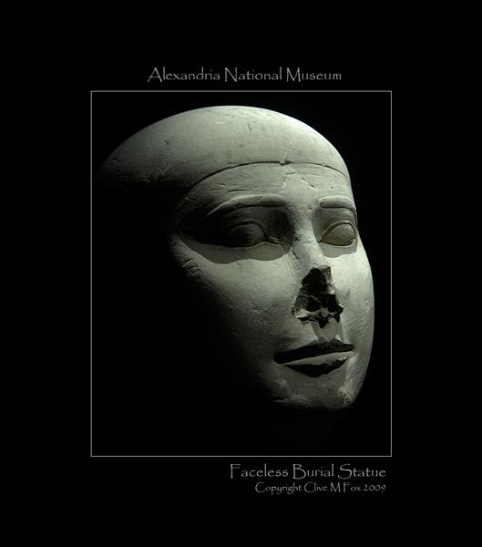 Reserve Funeral Head, Alexandria National Museum