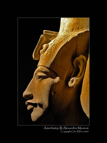Amenhotep III 18th Dynasty