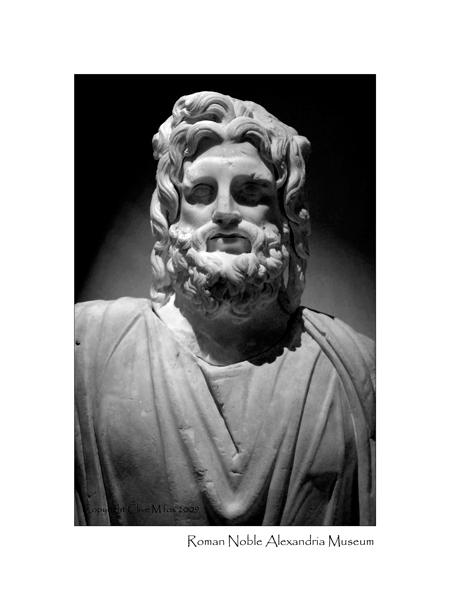 Statue of Roman Noble