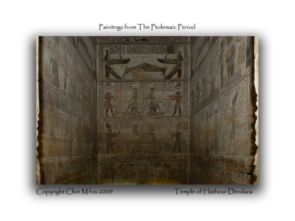 Ptolemaic Period Painting