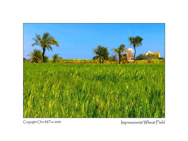 Impressionist Egypt