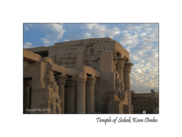 Temple of Sobek