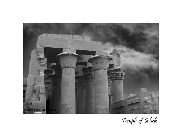 Temple of Sobek - Kom Ombo
