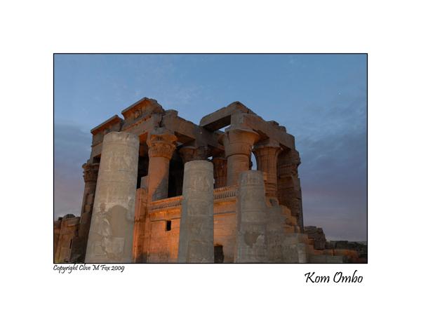 Temple of Sobek Kom Ombo