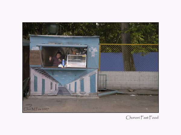 Choroni Fast Food Stop