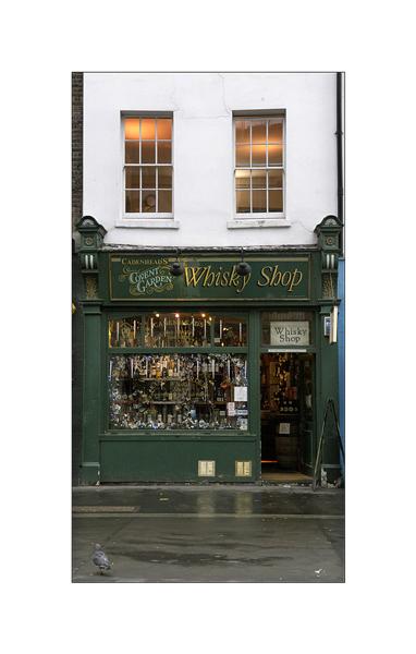 Ye Olde whiskey Shop