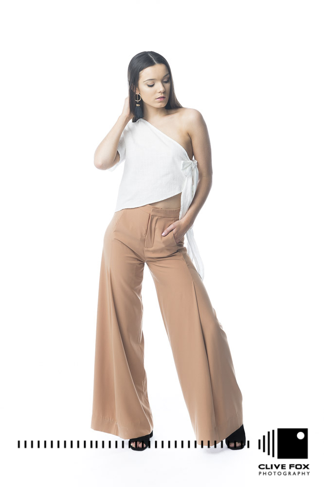 Devils Princess Boutique Diaz Wide Leg Pants CF43268