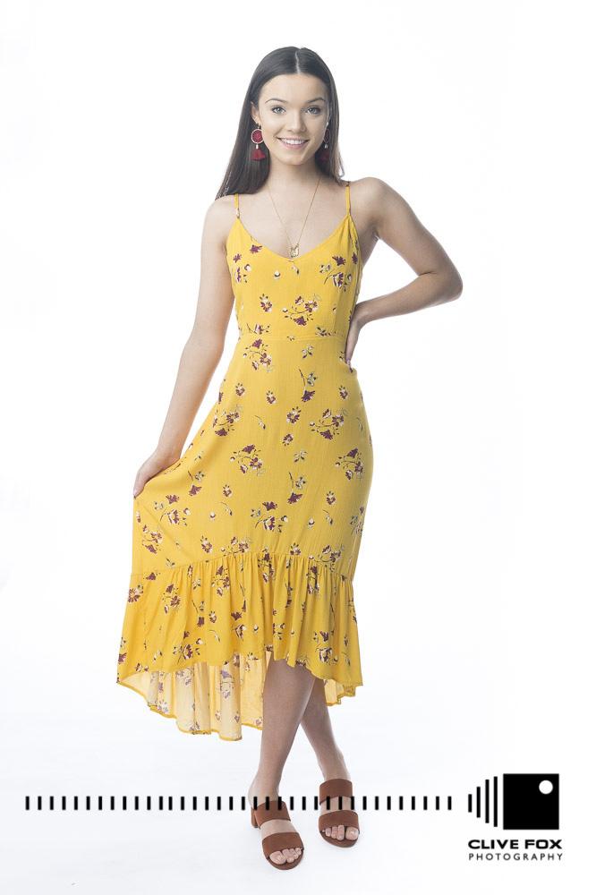 Floral Mini Dress Devils Princess Boutique CF42992
