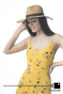 Floral Mini Dress Devils Princess Boutique CF43020