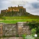 Lindisfarne Castle from Garden